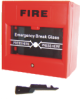 LOREX LR-5100 Conventional Fire Alarm Call Point
