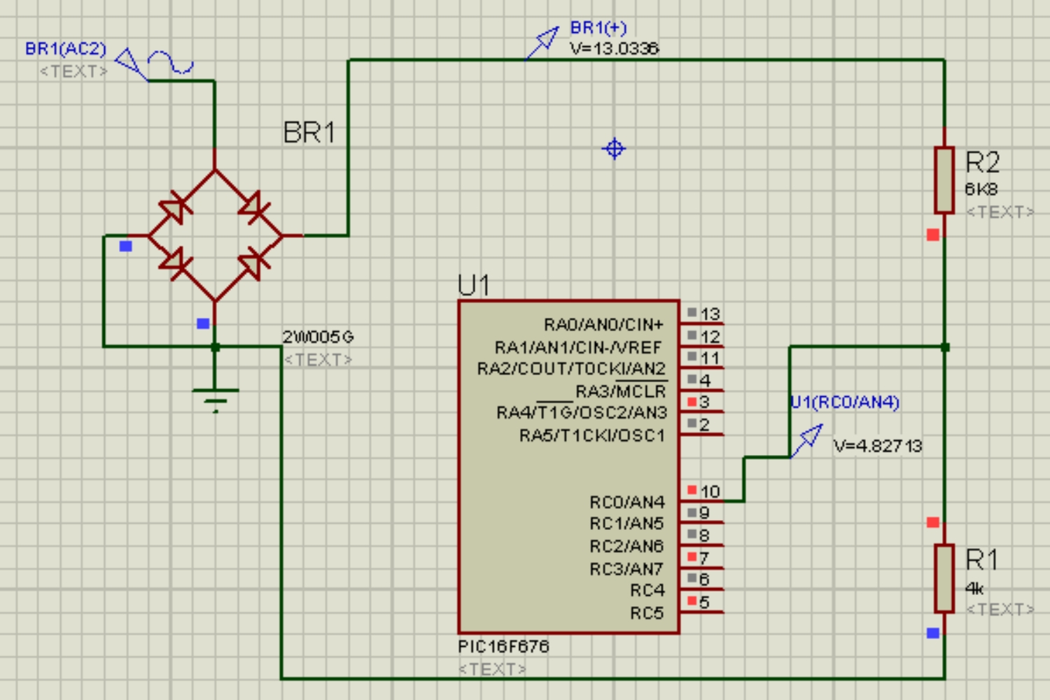 CCS :: View topic - ADC problem with output bridge diode