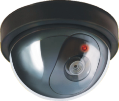 LOREX LR-SK04 Deterrent DOME Camera